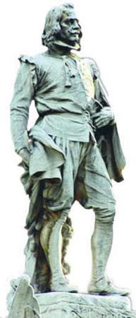 Francisco de Quevedo Villegas barro atormentado