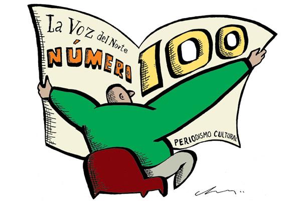 La número 100