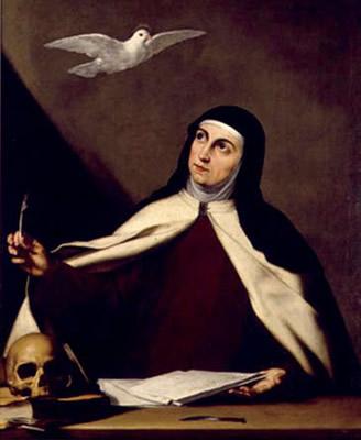 Santa Teresa de Jesús, su poesía