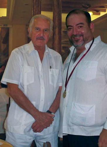 """Carlos Fuentes """"He vuelto a mi casa"""""""