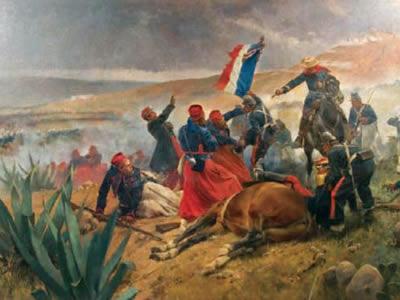 Los sinaloenses en la intervención francesa