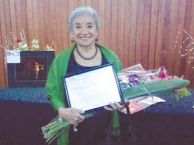 Elsie Armida Cota Ramos bailarina universal Sentimientos y Epístolas