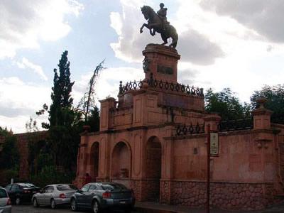 Galería de liberales zacatecanos: José Canuto de Jesús González Ortega