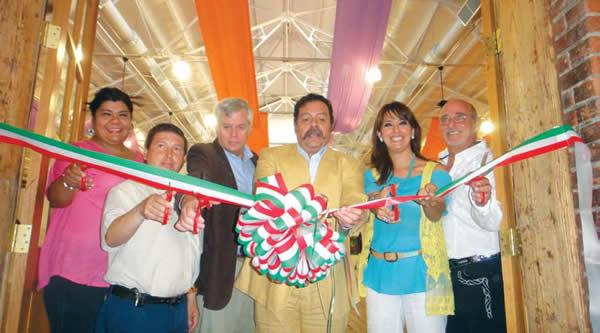 Exposición en Nuevo Laredo, Grupo de los Siete
