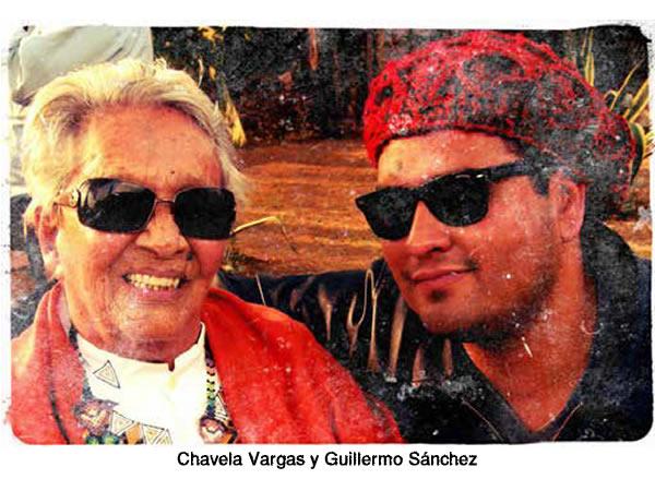 Chavela Vargas y Tijuana