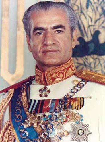 EL SHA DE IRAN HAMMAD REZA PAHLEVI Un Dictador Persa en Oaxaca
