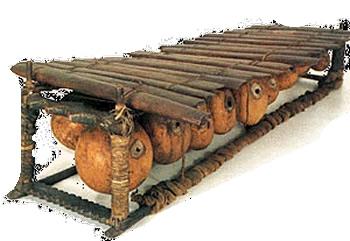 Los Orígenes de La Marimba