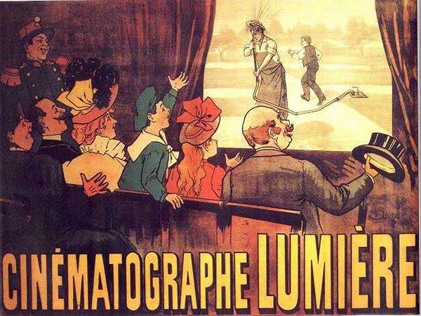 SÉPTIMO ARTE BREVE HISTORIA DE LA CINEMATOGRAFíA EN EL MUNDO