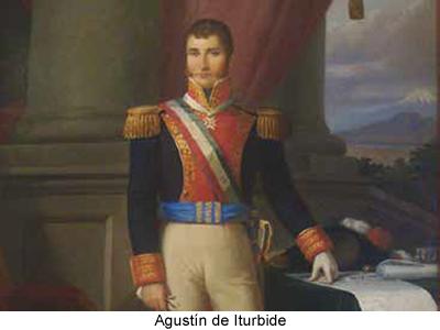 EL DÍA MÁS FELIZ DE MEXICO Iturbide era la esperanza del porvenir