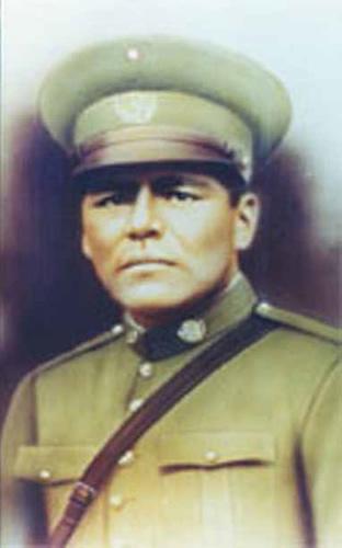 Algunas Anécdotas del General Charis (1896-1964)