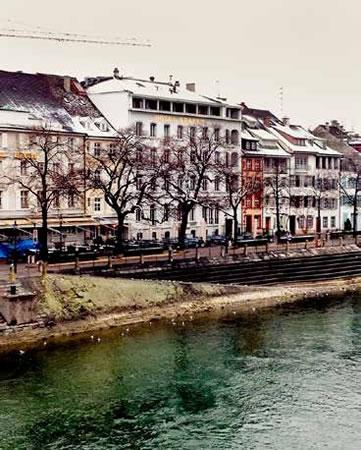 HERMANN HESSE… Habitante Ilustre de Basel