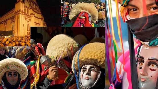 Los Parachicos y La Fiesta Grande de Chiapa de Corzo.