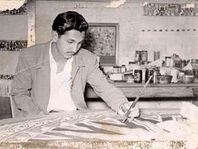 Manuel Cruces amaba a Tijuana con todas sus capacidades artísticas (16 de marzo de 1930 – 27 de diciembre de 2012)