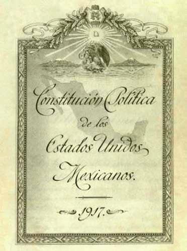 Aniversario de La Constitución Política