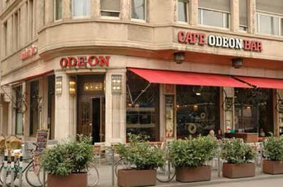 Odeon… Lugar de Intelectuales en Zurich