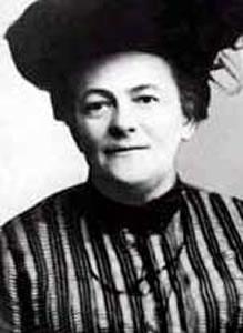 Clara Zetkin Creadora del Día Internacional de la Mujer