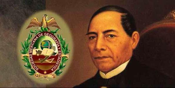 Juárez y la Sociedad Mexicana de Geografía y Estadística