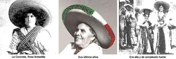 La Coronela La Zapatista Rosa Bobadilla