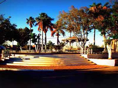 Nuestra Plazuela Municipal.