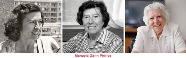 Profesoras Manuela Garín y Martha Bracho, dos pioneras en la Universidad de Sonora.