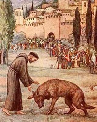 Rubén Darío y Los Motivos del Lobo