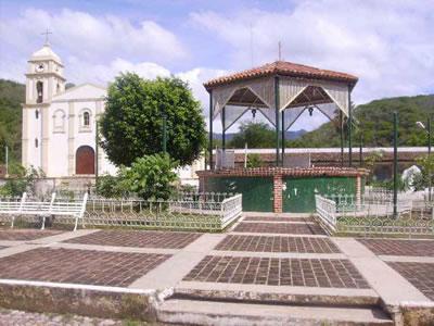 El Mineral de San José de Gracia