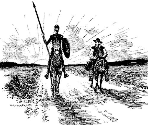 """Mejor Que """"El Quijote"""""""