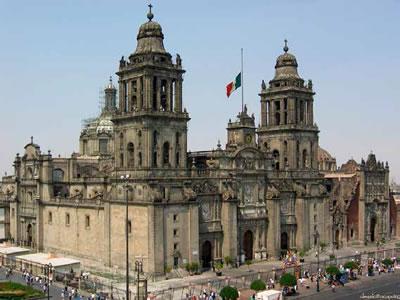 La Catedral Metropolitana, o Templo de Xipetotec