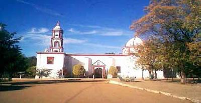 Real de Minas de Bacubirito