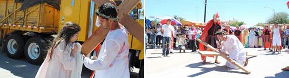 Semana Santa en Mocorito