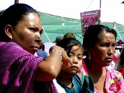 Ae´e (mamá en lengua yaqui)