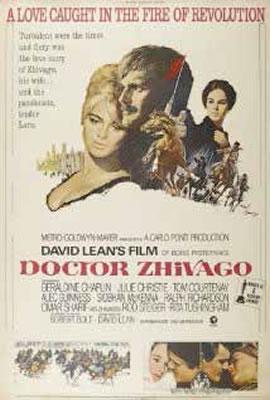 """Boris Pasternak y """"El Dr. Zhivago"""""""