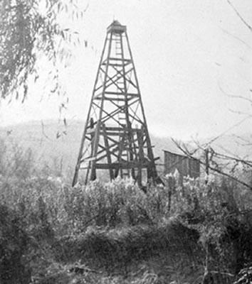 El Pozo Del Tepeyac… Principio del México Petrolero