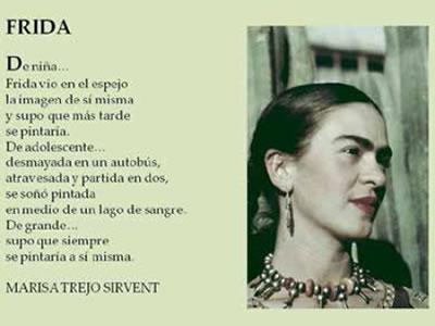 Semblanza de FRIDA KAHLO CALDERON (1907-1954) -En su 59 Aniversario luctuoso-