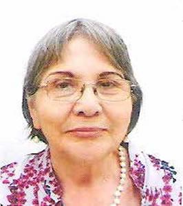 Maestra del año IRMA RAMONA BUSTAMANTE JÁUREGUI; MAESTRA EMÉRITA