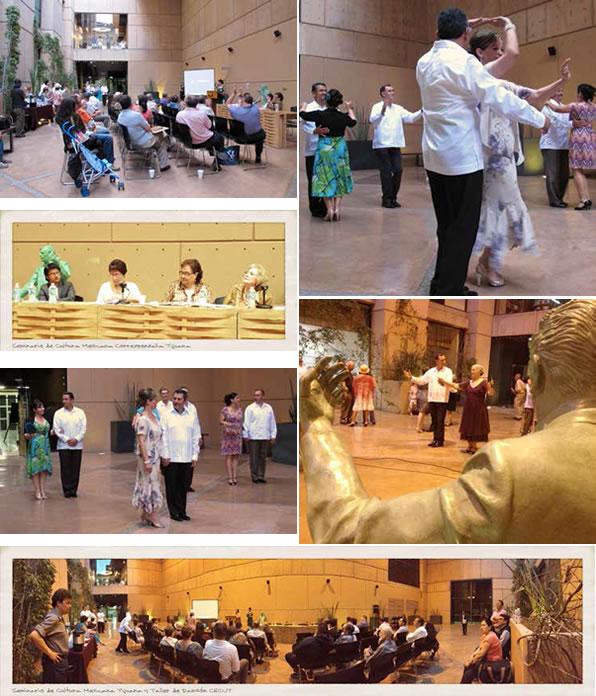 Bailan danzón y rememoran a Vizcaíno & Azuela