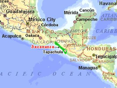 LA EVANGELIZACION EN TONALA Y EL SOCONUSCO