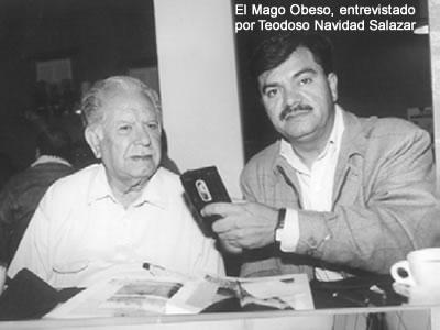 J. Trinidad Obeso Camargo, hombre batallador y de éxito. El Mago Obeso (1925-2007)