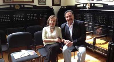 María Luisa Rasgado y La Academia J.S. Bach