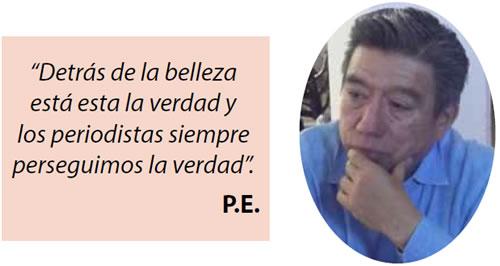 Pablo Espinosa Perseguir la belleza es perseguir la verdad