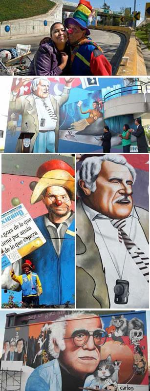 ARIANA ESCUDERO La muchacha que pinta murales en Tijuana