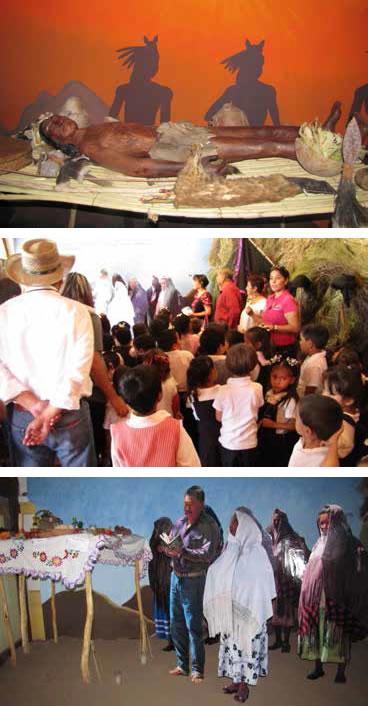 El día de los muertos en la tradición yaqui