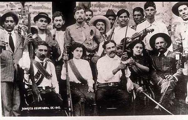 La Canción en la Revolución Mexicana