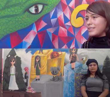 Arte joven en Cócorit, Sonora