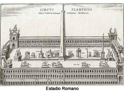 DEL CIRCO ROMANO AL FÚTBOL