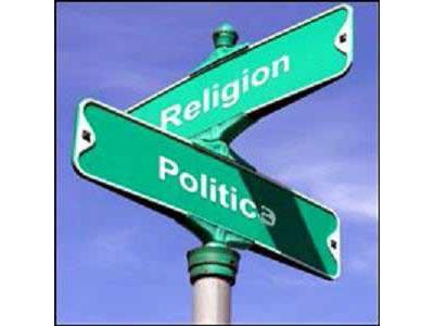 POLITICA, RELIGION Y SOCIEDAD