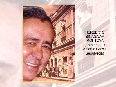Herberto Sinagawa Montoya Plática en Mocorito