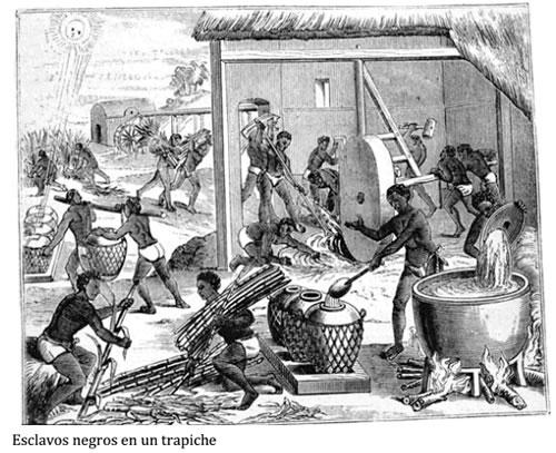 Primeros esclavos negros en Cuernavaca