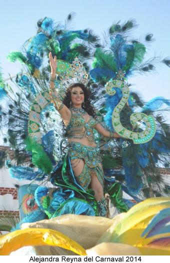 Los Carnavales en Sinaloa de Leyva