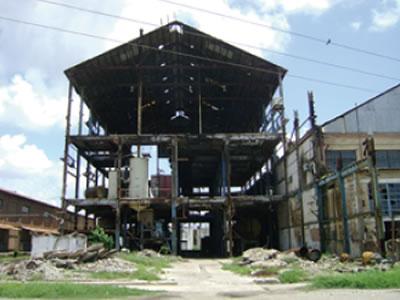 Ingenio Rosales de Costa Rica, Sinaloa